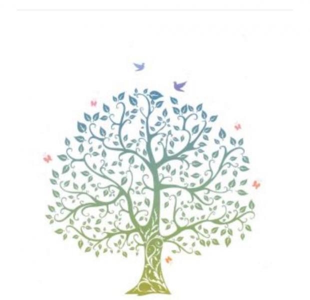 Le rituel de l'arbre emprinte