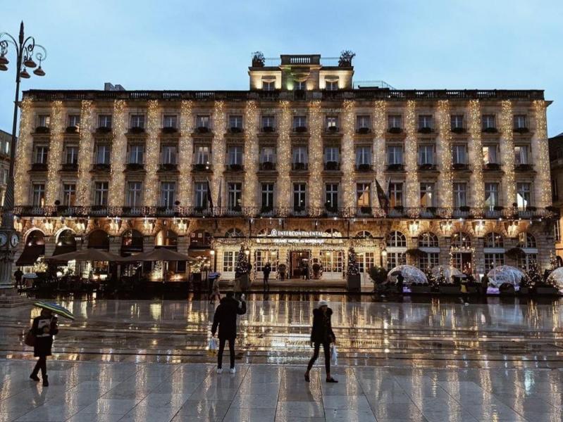 Le Grand Hôtel de Bordeaux (Lieu de réception Gironde)