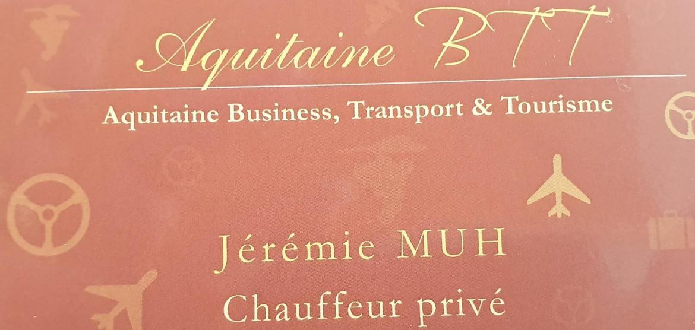 Chauffeur Privé (Nouvelle Aquitaine)