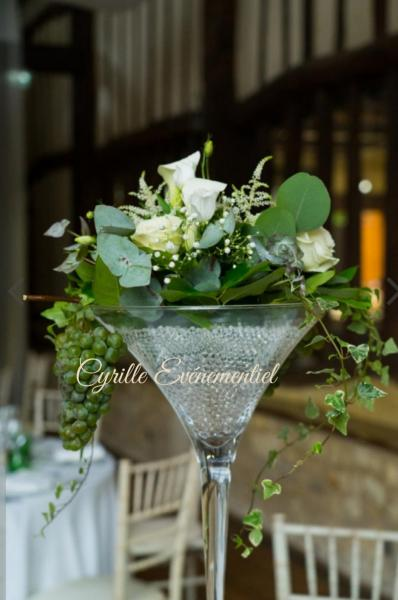 Cyrille Evénementiel wedding planner events designer