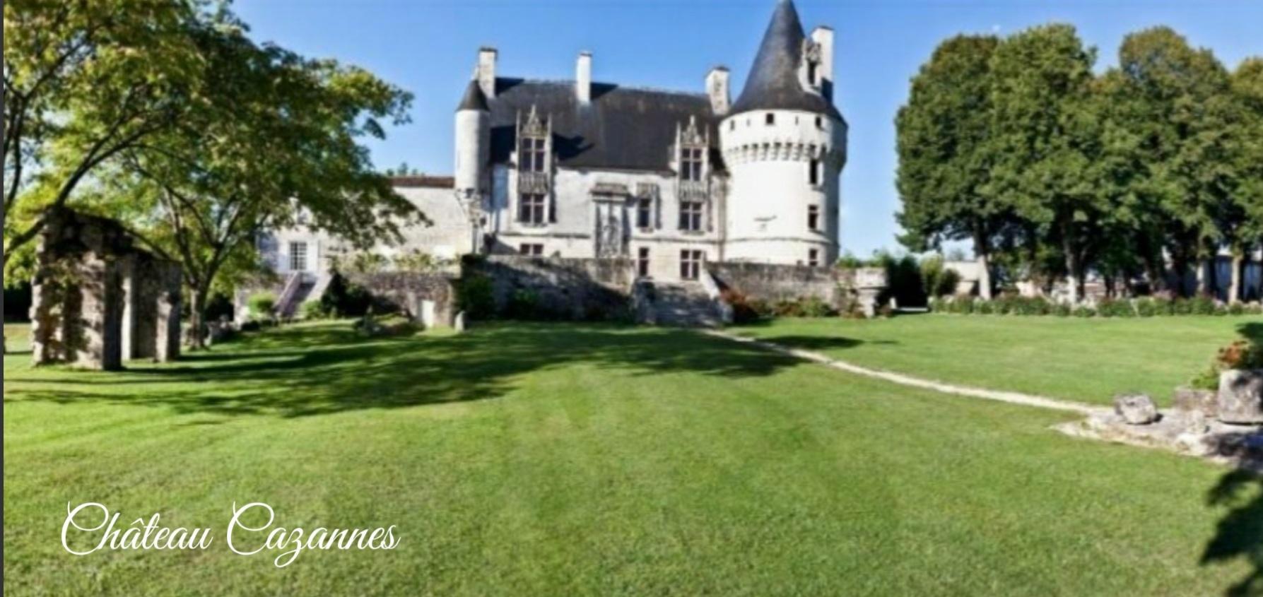 Le Château Crazannes