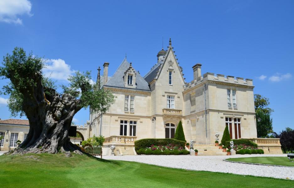 cyrille Evénementiel , Le Château Pape Clément