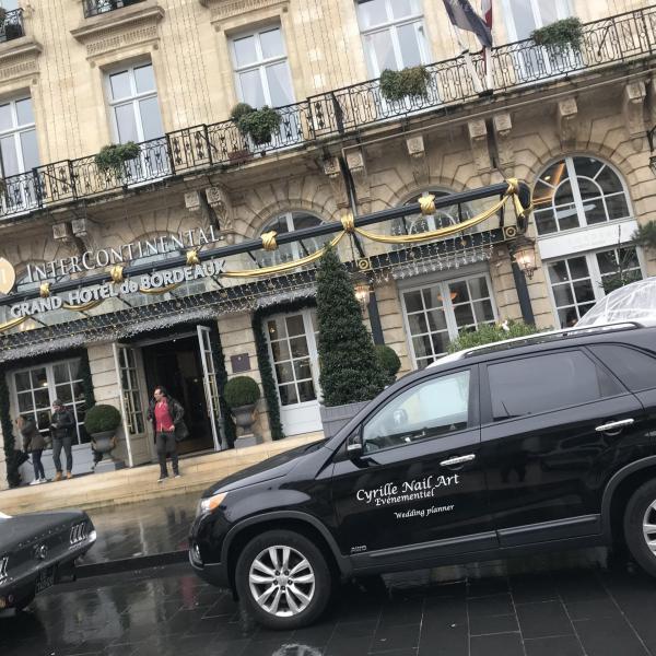 Cyrille Evénementiel/Le Grand Hôtel de Bordeaux