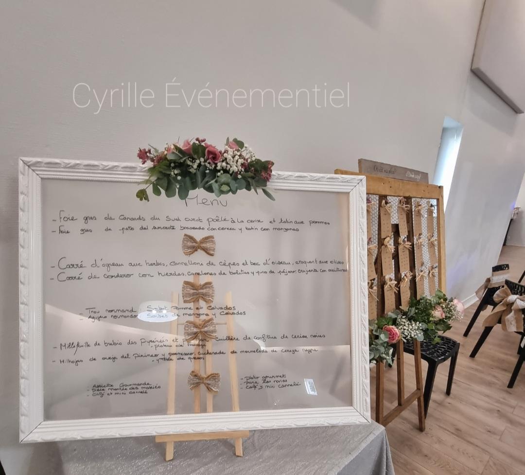 Cyrille Evénementiel Château Bone